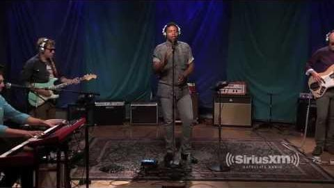 "JC Brooks & The Uptown Sound ""Rouse Yourself"" EXCLUSIVE performance on SiriusXM"
