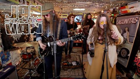 "BANDITOS - ""Visionland"" (Live at JITV HQ in Los Angeles, CA 2018) #JAMINTHEVAN"