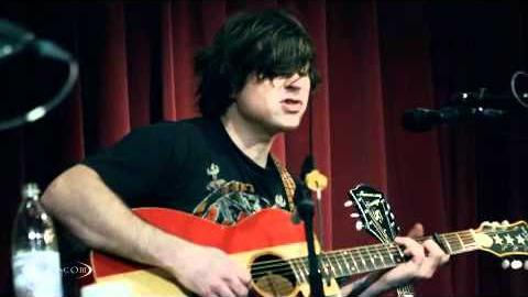 Ryan Adams - Houses on the Hill (Live on KCRW)
