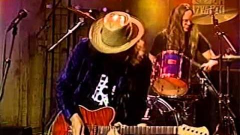 "The Bottle Rockets ""Radar Gun"" live on Conan 1995"