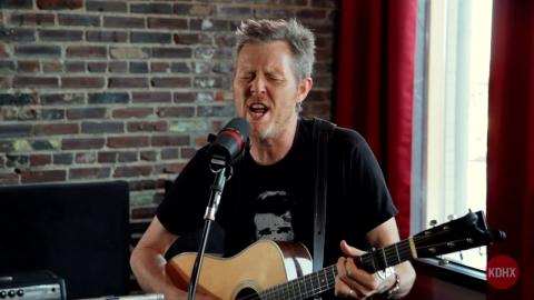 "Robbie Fulks ""Aunt Peg's New Old Man"" Live at KDHX 6/09/17"